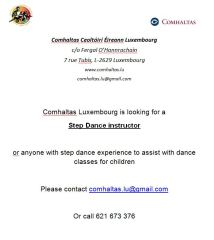Step Dance Instructor