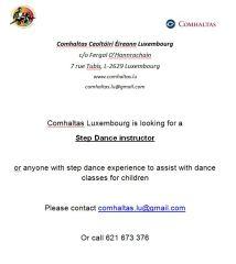 Step Dance Instructor