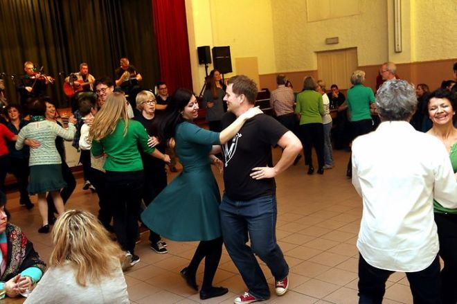 St Patricks Ceili 2015