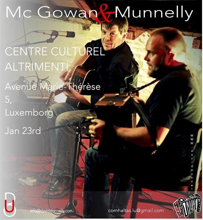 2018.01 Munelly concert